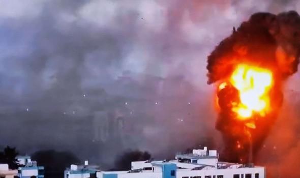 العرب اليوم - خسائر القصف الإسرائيلي على قطاع غزة تقارب 244 مليون دولار