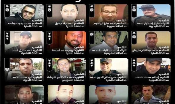 """العرب اليوم - مسلسل """"الاختيار 2 """" يرد الاعتبار للشهيد 17 في معركة الواحات الشهيرة"""
