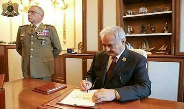 العرب اليوم - مرتزقة روس في ليبيا ينسقون مع حفتر و يستفيد من خدماتهم سيف الاسلام القذافي ليحكم ليبيا
