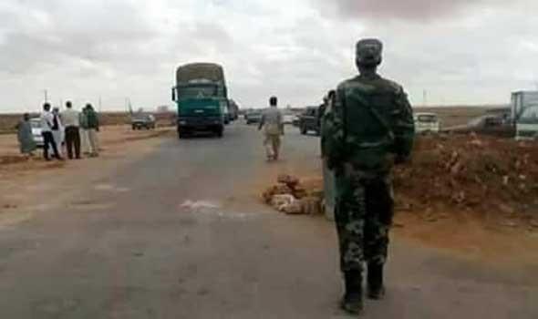 العرب اليوم - الجيش الوطني الليبي يعلن الحدود مع الجزائر منطقة عسكرية مغلقة
