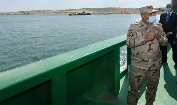 """العرب اليوم - سفينة """"إيفر غيفن"""" في أزمة جديدة بعد مغادرتها المياه المصرية"""