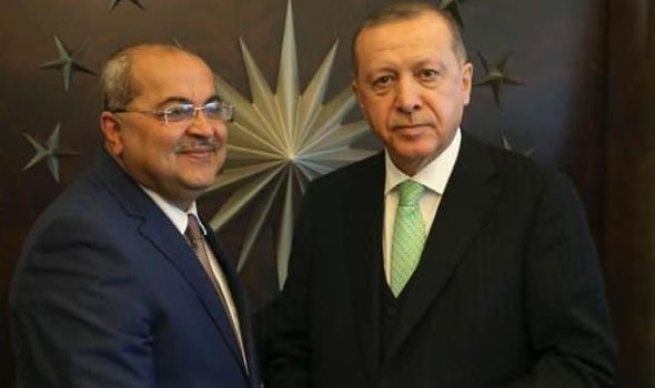 """العرب اليوم - أردوغان يؤكد أن أبلغت بايدن بثبات موقفنا من منظومة صواريخ """"إس- 400"""""""