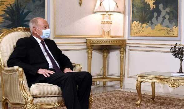العرب اليوم - أبو الغيط يؤكد للكاظمي أن الجامعة العربية تدعم دور العراق النشط