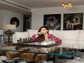 العرب اليوم - جولة داخل منزل الفاشينيستا روان بن حسين في دبي