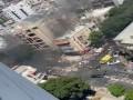 العرب اليوم - الطائرات الاسرائيلية تدمّر البرج الذي تستخدمه وسائل الاعلام لنقل الاخبار من غزّة
