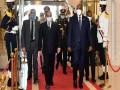 العرب اليوم - رئيس مجلس السيادة في السودان يتسلم رسالة خطية من أمير دولة قطر