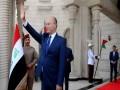 العرب اليوم - الرئيس العراقي يؤكد دعم بلاده للقضية الفلسطينية