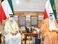 العرب اليوم - ولي العهد الكويتي يبدأ اليوم أول زيارة رسمية للسعودية