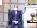 العرب اليوم - السيسي يؤكد لوزير خارجية الجزائر موقف مصر الثابت بالتمسك بحقوقها التاريخية في مياه النيل