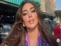 العرب اليوم - الفنانة ياسمين صبري تتحدث عن علاقاتها بوالدها بعد هجومه عليها