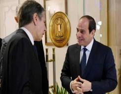 العرب اليوم - الرئيس السيسي يستقبل الفريق أول محمد زكي وزير الدفاع والإنتاج الحربي