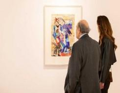 """العرب اليوم - معرض """" أنوار من لبنان"""" يشهد ثلاثة أجيال فنية في قلب باريس"""