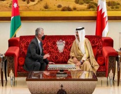 العرب اليوم - ولي العهد البحريني يستقبل رئيس البعثة الدبلوماسية لدى إسرائيل