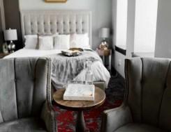 """العرب اليوم - أفكار لتجدّيد ديكور غرف النوم الرئيسية """"المودرن"""""""