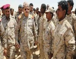 """العرب اليوم - الجيش اليمني يسقط طائرة استطلاع لـ""""أنصار الله"""" شرقي الجوف"""