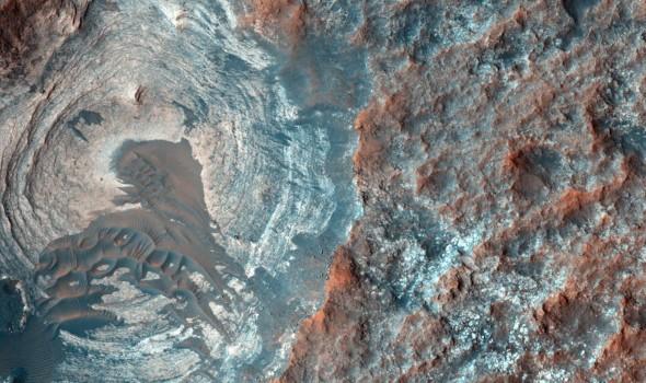 علماء يرجحون أسباب عدم صلاحية  كوكب المريخ للحياة
