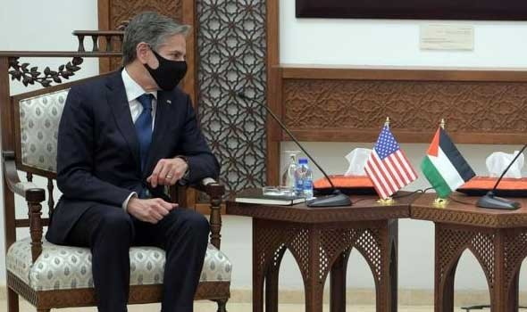 واشنطن تصر على إعادة فتح قنصليتها للفلسطينيين بالقدس