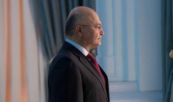 """الرئيس العراقي يؤكد أنة لا علاقة بين """"قمة بغداد"""" وإخراج القوات الأمريكية من العراق"""