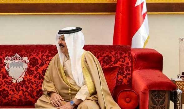"""العاهل البحريني يدعو مجلس التعاون الخليجي للعمل على تحقيق أهداف """"بيان العلا"""""""