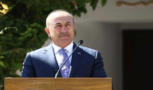 تشاووش أوغلو هناك حاجة للكثير من التعاون بين تركيا ومصر