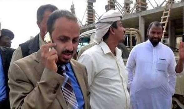 وزير الإعلام اليمني يحذر من كارثة إنسانية جراء الحصار الحوثي للعبدية
