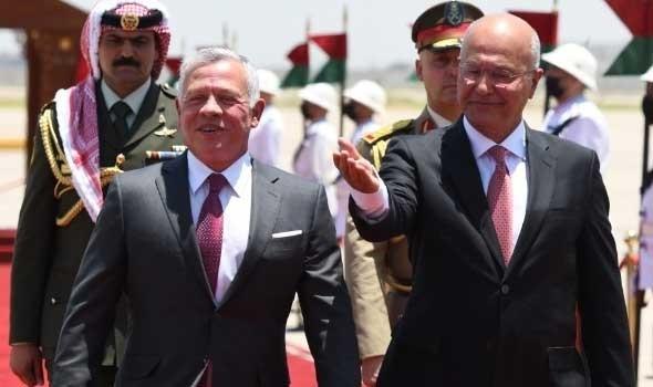 """العرب اليوم - واشنطن تصف زيارة السيسي والملك عبد الله الثاني إلى العراق بـ""""التاريخية"""""""