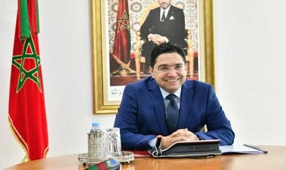 العرب اليوم - بوريطة يؤكد أن المغرب يعمل للوصول بالانتخابات في ليبيا إلى بر الأمان