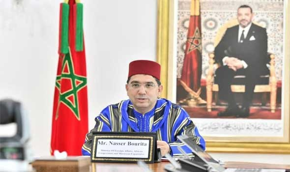 العرب اليوم - وزير الخارجية المغربي يدعو لسياسة إفريقية مشتركة لفائدة المغتربين