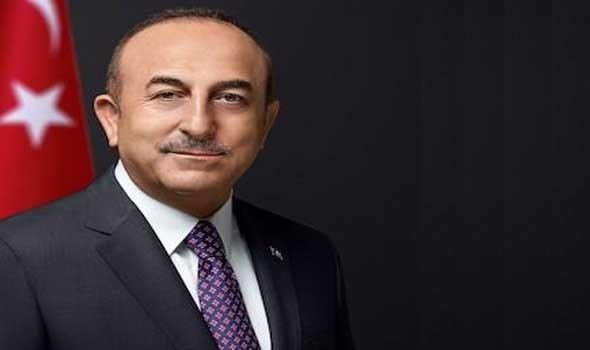 العرب اليوم - أوغلو يؤكد أن تركيا ستفعل ما هو ضروري لأمنها