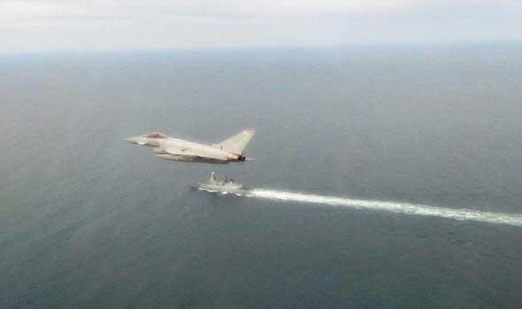 العرب اليوم - طائرات حربية إسرائيلية تقصف مواقع للفصائل الفلسطينية شمال وجنوب قطاع غزة