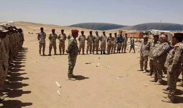 العرب اليوم - مقتل 18 حوثياً بكمين للجيش اليمني غرب مأرب