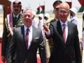 العرب اليوم - الملك عبد الله يشيد بارتفاع مستوى التنسيق مع مصر والعراق