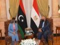 """العرب اليوم - شكري والمنقوش يتفقان على ضرورة إخراج المرتزقة من ليبيا ويناقشان مؤتمر برلين """"٢"""""""