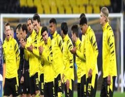 العرب اليوم - هالاند يقود بوروسيا دورتموند لفوز كاسح على آينتراخت فرانكفورت في الدوري الألماني