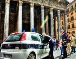 العرب اليوم - خدعة للعين تحوّل واجهة سفارة في روما إلى عمل فني