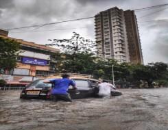 """العرب اليوم - إعصار """"إن-فا"""" يقترب من الصين إثر الفيضانات الكاسحة"""