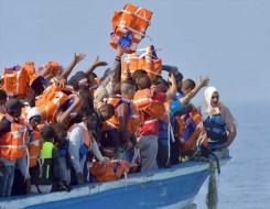 العرب اليوم - وفاة 16 مهاجراً وإنقاذ 166 آخرين قبالة سواحل جرجيس التونسية