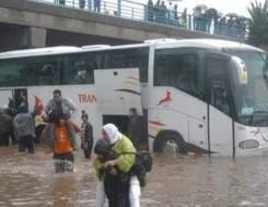 العرب اليوم - الفيضانات تشرد الآلاف بمخيمات الروهينغا في بنغلاديش