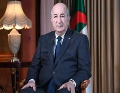 العرب اليوم - الرئيس الجزائري عبد المجيد تبون يبحث التحضير للانتخابات المحلية
