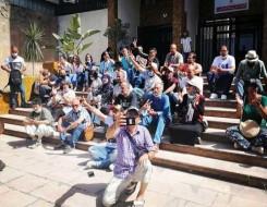 العرب اليوم - رحيل الصحافي اللبناني يوسف خازم بعد صراع مع المرض