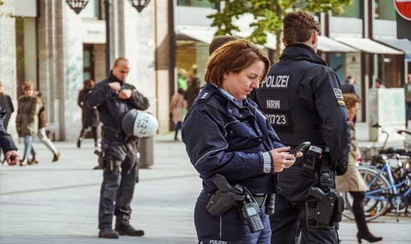 """عملية أمنية قرب كنيس يهودي غرب ألمانيا على خلفية """"خطر محتمل"""""""