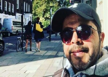العرب اليوم - الفنان المصري محمد هنيدي يكشف عن تفاصيل فيلم سينمائي جديد يجمعه منى زكي