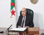 """العرب اليوم - الرئيس الجزائري يصدر مرسوماً بتمويل بث مباريات """"محاربي الصحراء"""" في تصفيات مونديال قطر"""