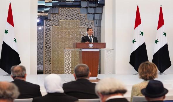 العرب اليوم - واشنطن تعمل على إنهاء عزلة الأسد بالتزامن مع الخطوات العربيّة الانفتاحيّة على دمشق