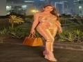 العرب اليوم - إطلالة لافتة وجريئة لنسرين طافش في مهرجان كان السينمائي