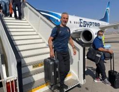 """العرب اليوم - وصول أول طائرة مصرية تابعة لشركة """"مصر للطيران"""" إلى تل أبيب"""