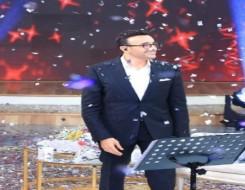 العرب اليوم - صابر الرباعي يقلد الشيخ عبدالباسط عبدالصمد ويؤكد أنة تربي على صوته