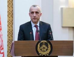 العرب اليوم - نائب الرئيس الافغاني أمر الله صالح يعلن انه الرئيس المؤقت ويتعهد بالتصدي لطالبان