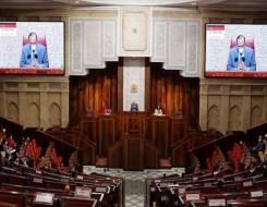 العرب اليوم - آخنوش يكشف عن تشكيل حكومته الجديدة بعد مشاورات مكثفة ويكلف وهبي رئاسة البرلمان