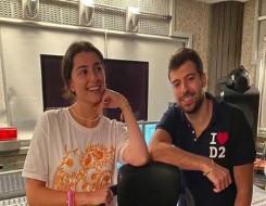"""العرب اليوم - نبيل خوري وماريتا الحلاني يُشوّقان الجمهور لأغنيتها الجديدة """"ولو"""""""